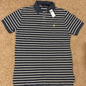 POLO RALPH LAUREN COLLAR